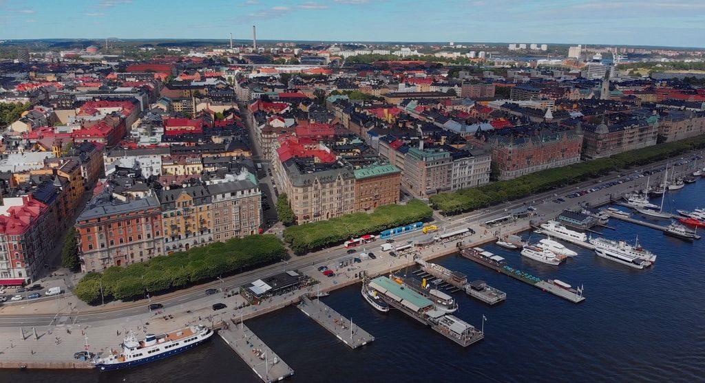 Стокгольм Швеція