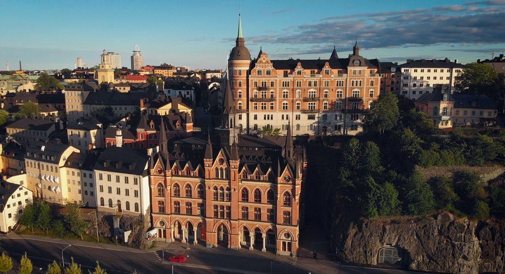 Архітектура Стокгольма
