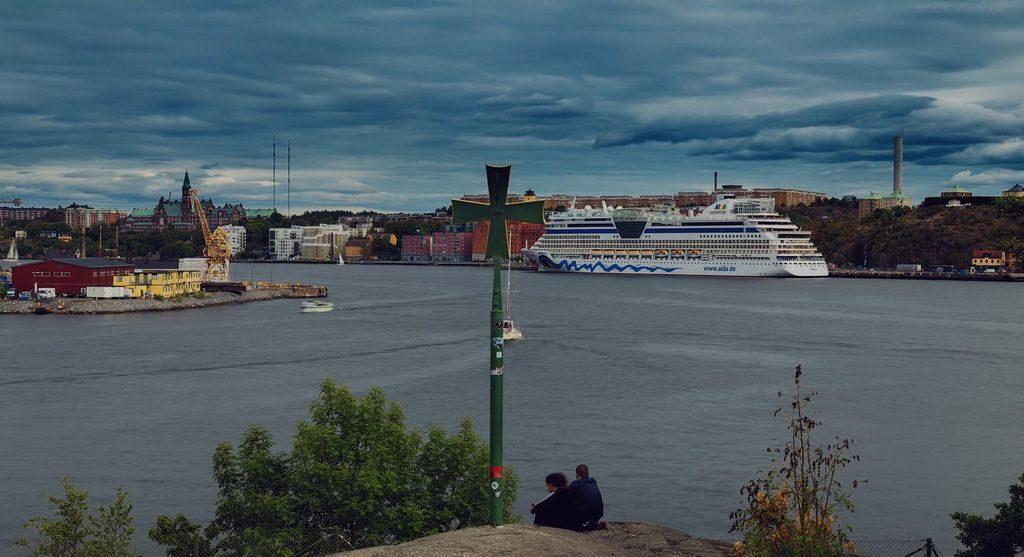 Стокгольм столиця