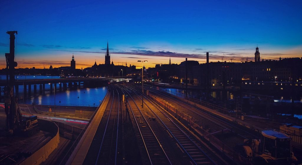 столиця Швеції