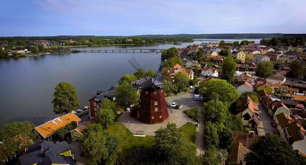 Швеція міста