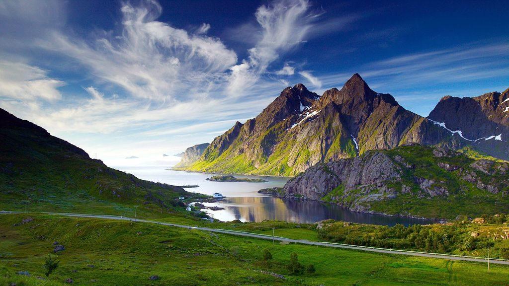 Скандинавські гори