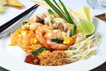 Ресторани Таїланд