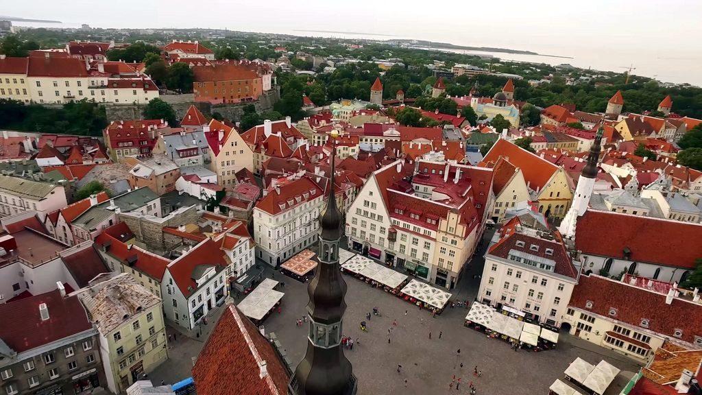 естонія важливі місця