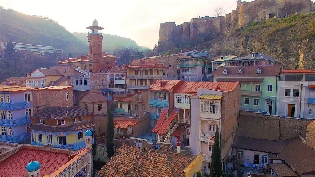 Вулиці старого Тбілісі