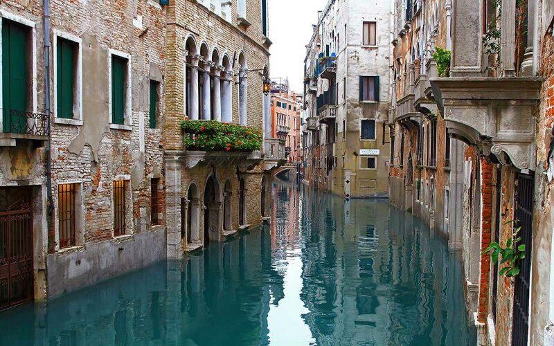 Канали Венеції