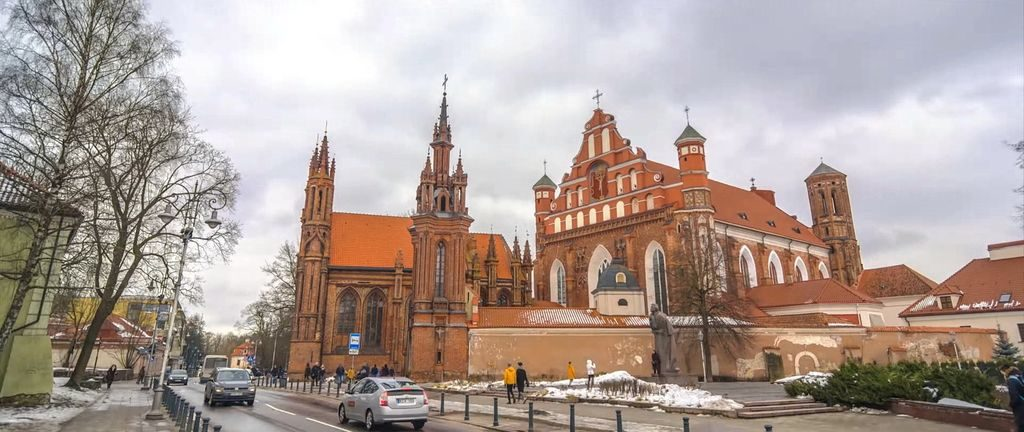 Костел Вільнюс