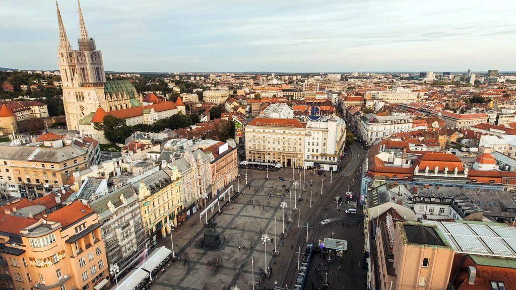Загреб столиця