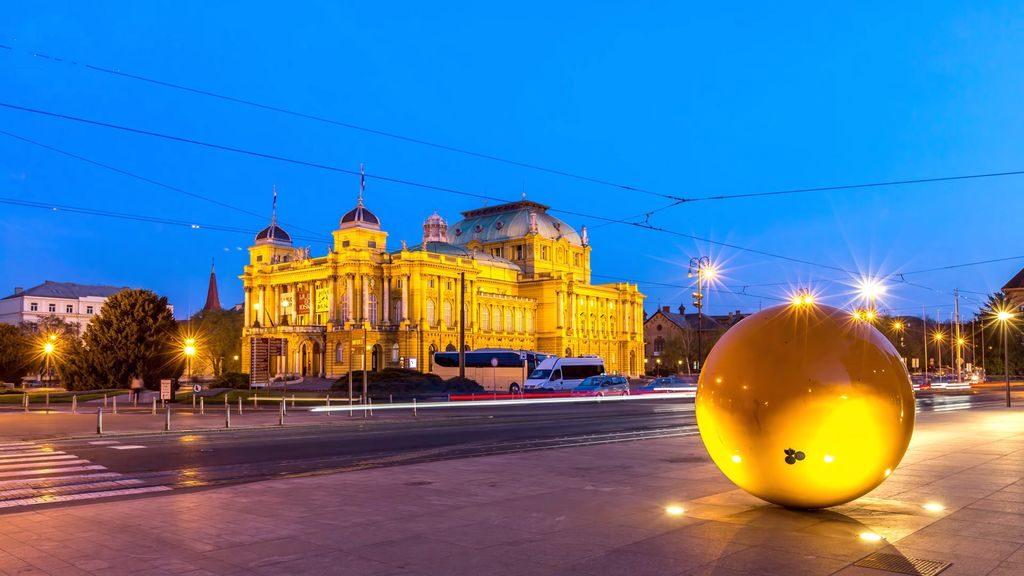 Театр Загреб
