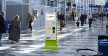 Чи безпечно заряджати телефон в громадських місцях