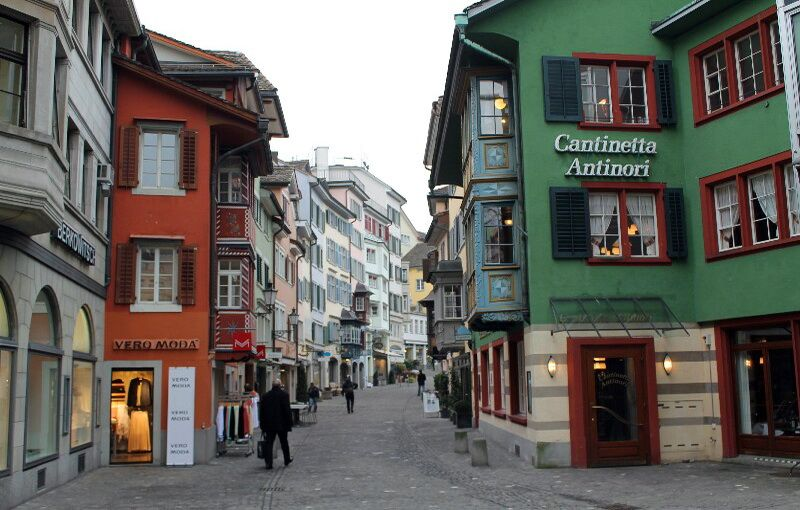 Августинська вулиця