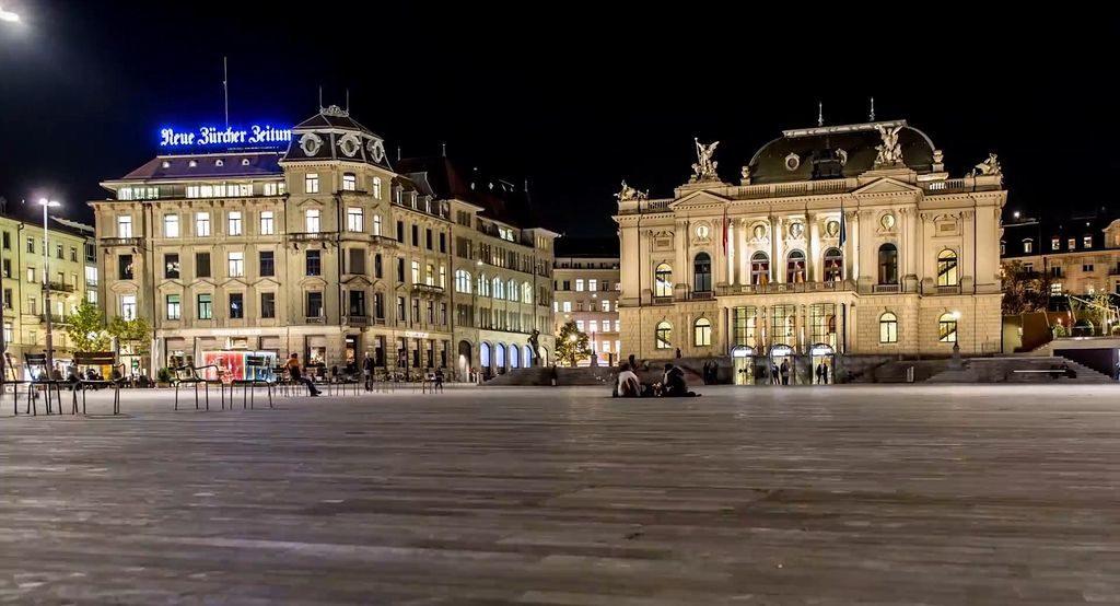 Центр Цюриха