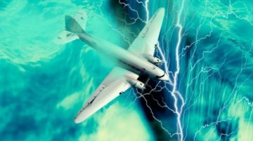 Чи небезпечно літати над Бермудським трикутником