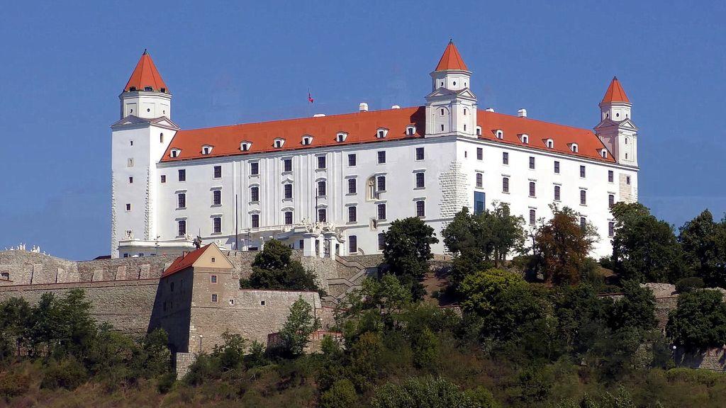 Замок у Братиславі