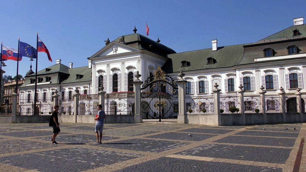 Палац Грашалковичей
