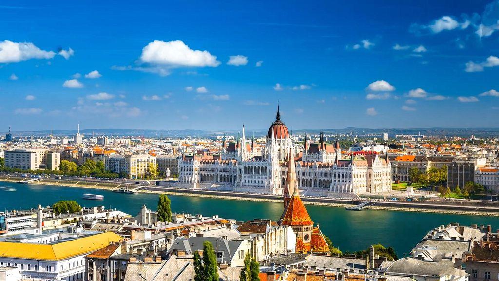 Будапешт набирає популярність