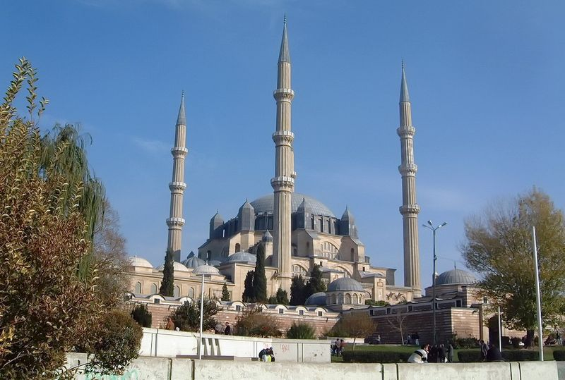Мечеть Селіміє