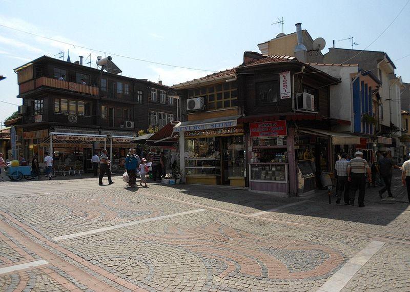 Старе місто Калєїчи