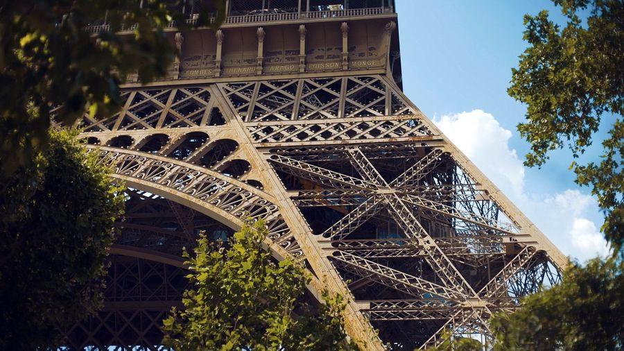 ейфелева вежа фото