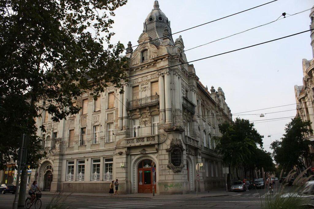 Угорщина готелі