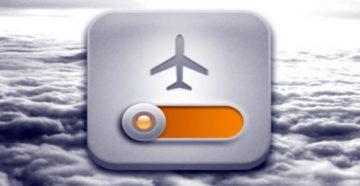 Авіарежим у польоті