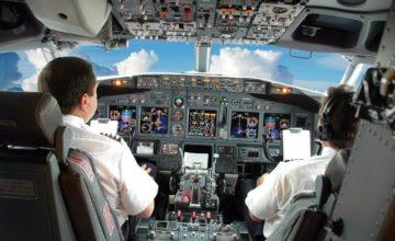 кабіна літака