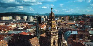 Місто Кошице Словаччина