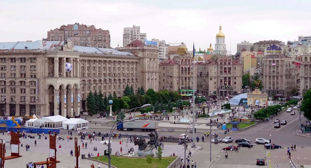 київ площа