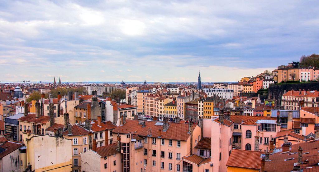 Панорама Ліона