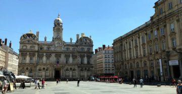 Старе місто в Ліоні