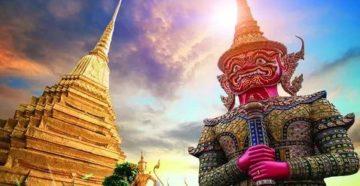 3 незвичайних речі в Таїланді