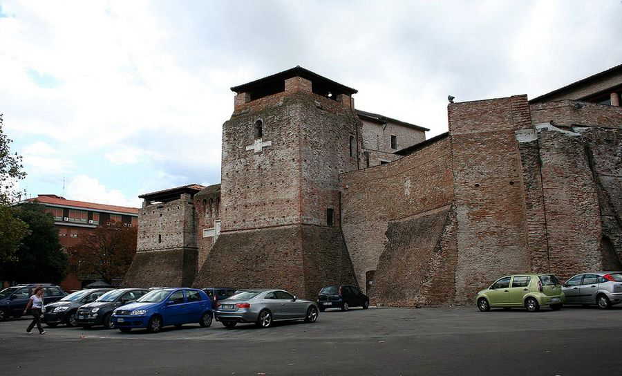 Ріміні Італія визначні місця