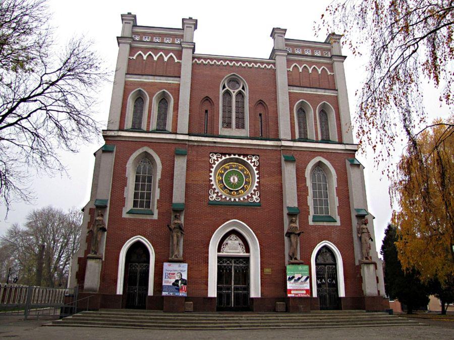 костел Святого Антонія