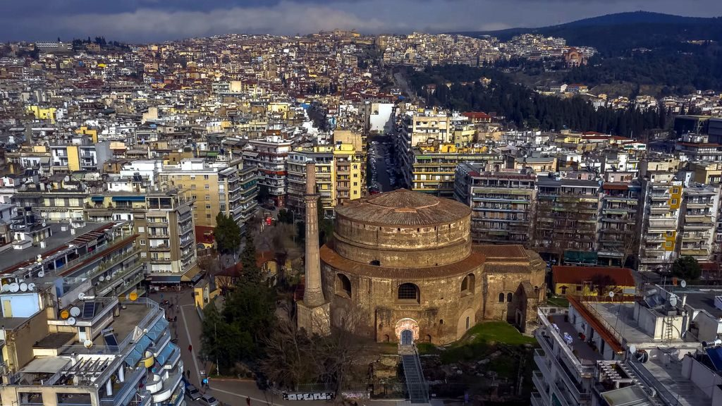 Греція Салонікі