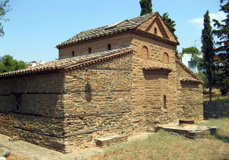 Церква св. Миколи Орфаноса
