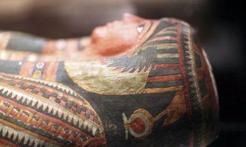 Єгипетський саркофаг
