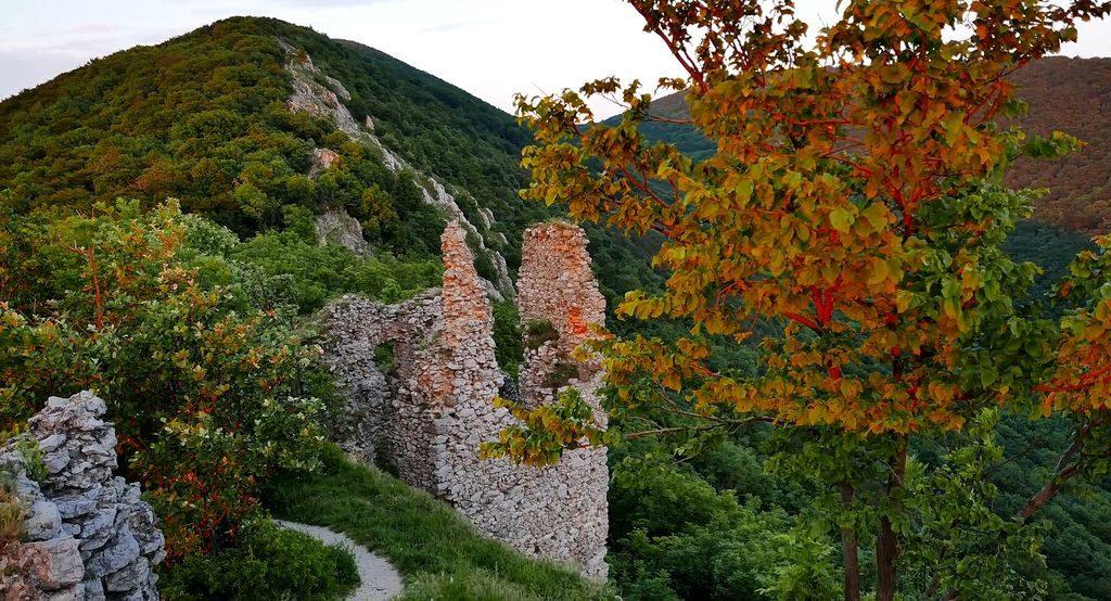Осінь у Словаччині