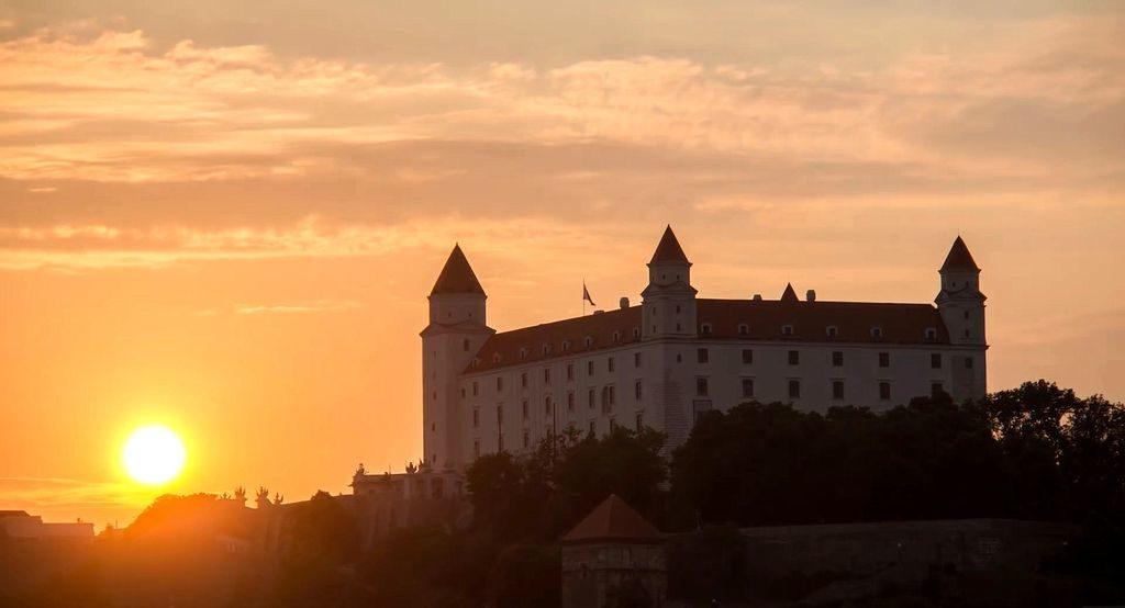 Замок Братислави