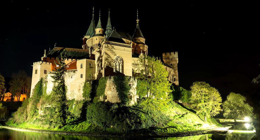 Бойницький замок