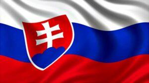 Словаччина прапор