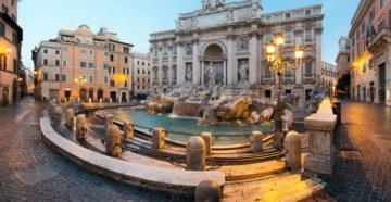Лоукостер Ernest Airlines розігрує квитки з Одеси в Рим