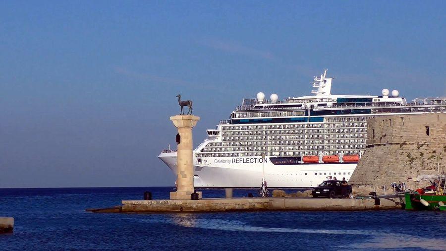 острів Родос Греція