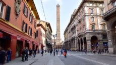 Місто Болонья іІталія
