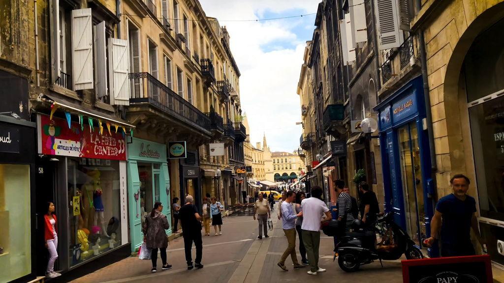 Вулички Бордо