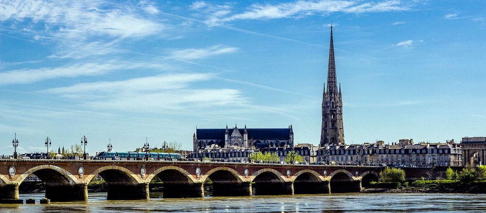 Кам'яний міст Бордо