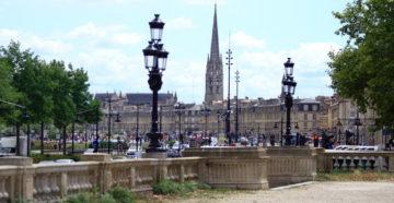Місто Бордо Франція