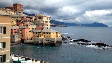 Місто Генуя Італія