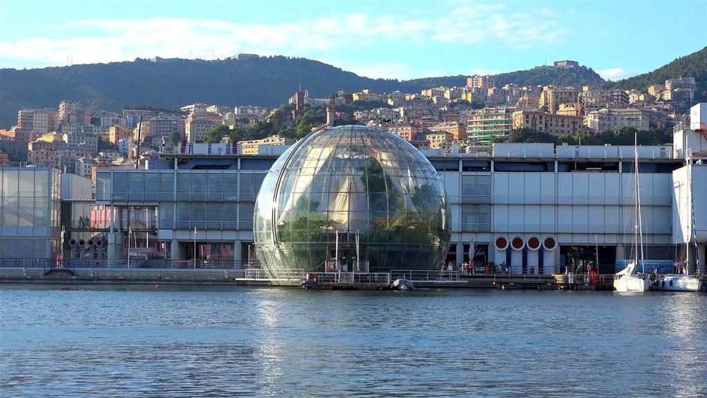 Генуезький акваріум