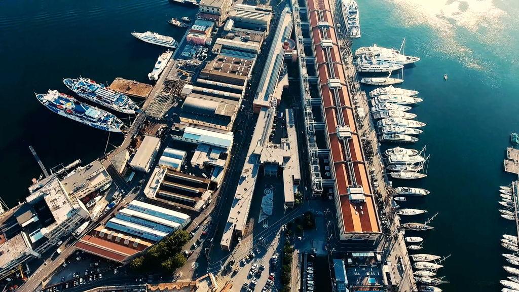 Генуезька гавань