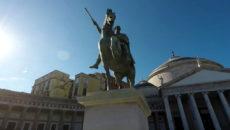Місто Неаполь Італія